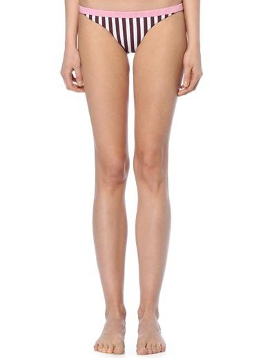 Rye Bikini Alt Bordo